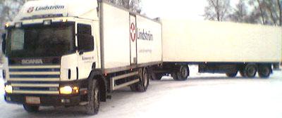 1990-luvun lopussa alkoivat Lindström- ja Comforta-kuljetukset